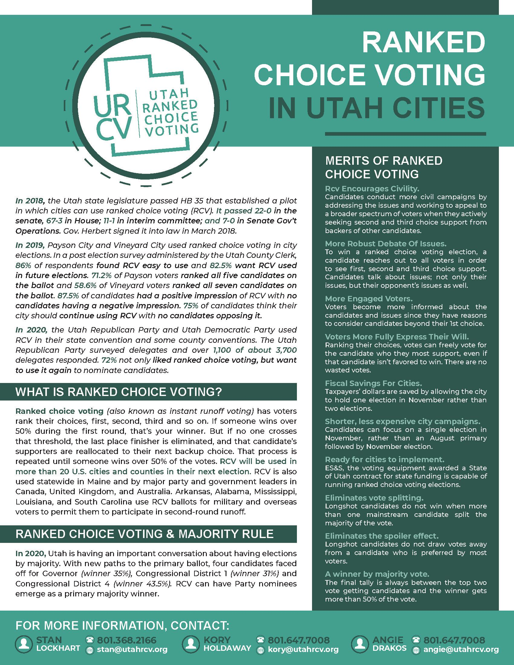 RCV in Utah Cities One pager (Draft 8-14-20) (005)